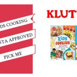 Klutz Kids Cooking Recipe Book