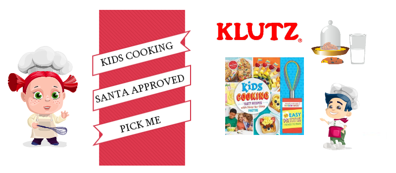 Klutz Kids Cooking Recipe Book