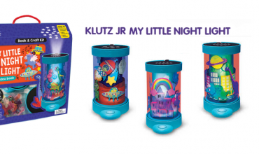 DIY Klutz, Jr. My Little Night Light kit