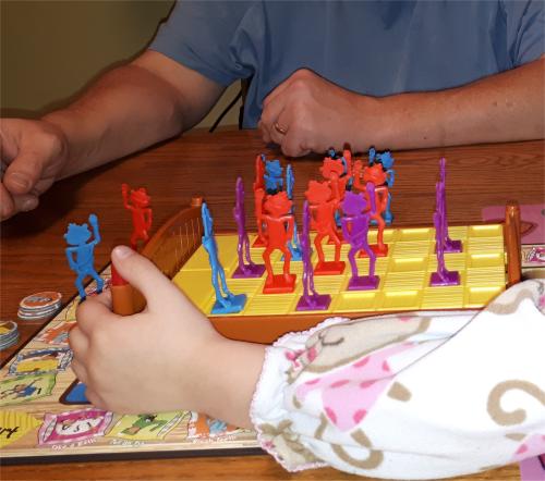 Preschool Board Games for Kids