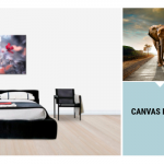 Photowall canvas prints make great gifts