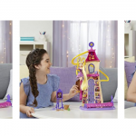 Disney Tangled the Series Swinging Locks Castle play set