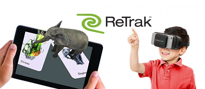 ReTrak Utopia 360° 4D+ Animal Zoo