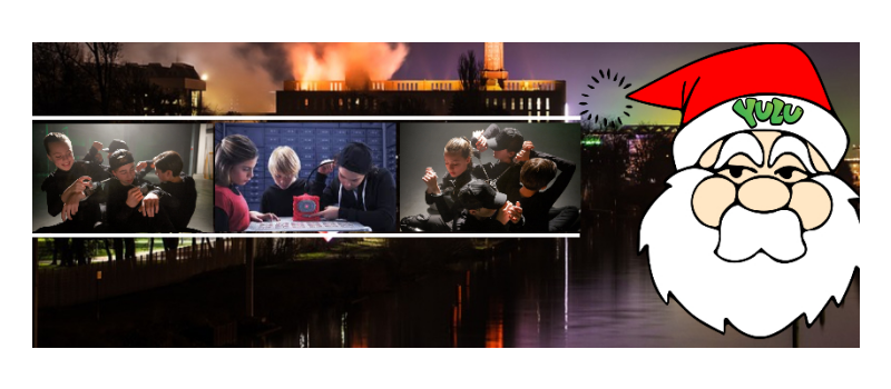 Yulu Spy Code Games – Break Free & Safe Breaker