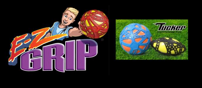 E-Z Grip balls