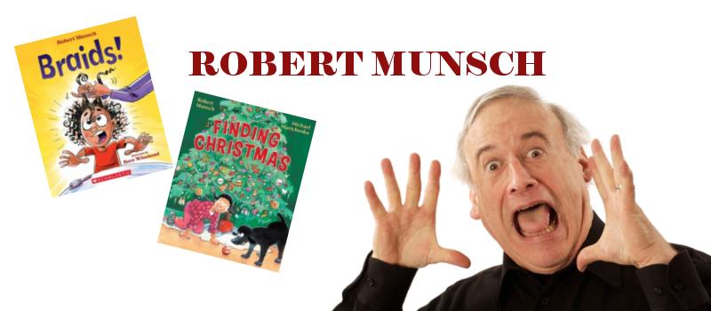 Robert Munsch Books