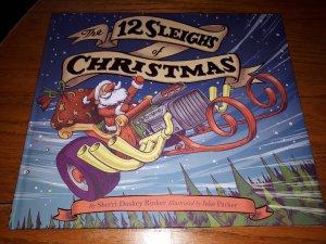 The 12 Sleighs of Christmas-Christmas Books
