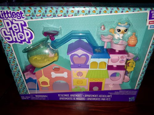 Littlest Pet Shop Pet Petultimate Apartments