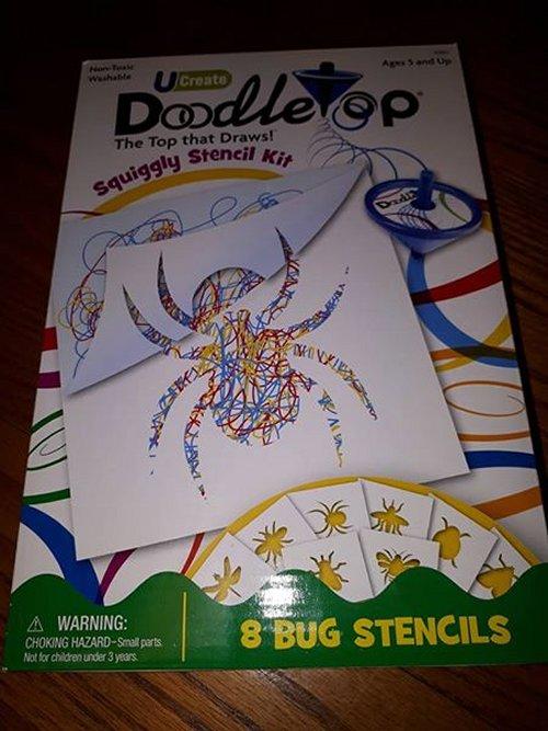 U-Create Doodletop