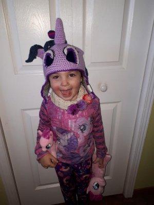 My Little Pony Hat