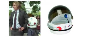 Aeromax Nasa Helmet Nasa worn by Auggie / August Pullman (Jacob Tremblay) in Wonder