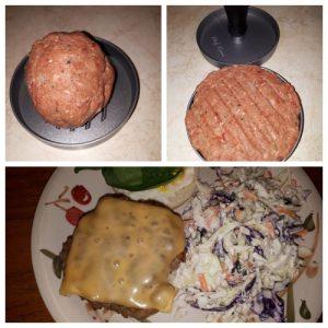 Chef Remi Non Stick Burger Press