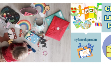 Myfunvelope craft subscription service