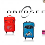 Obersee Kids Luggage – Great for Holiday Travel