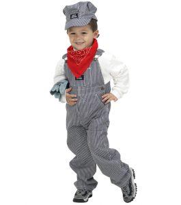 Train Engineer Suit