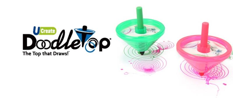 U-Create Doodletop from University Games