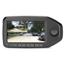 The Front And Rear Dashboard Cam