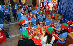 Hasbro Global Day of Joy