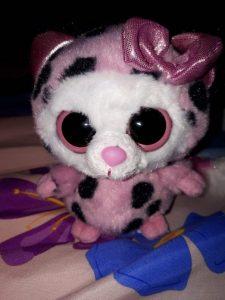 Pamme Pink Cheetah