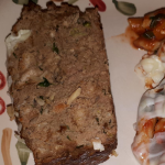 Italian chicken meatloaf
