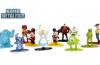 Nano Metalfigs Disney/Pixar
