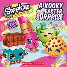 Shopkins: A Kooky Easter Surprise-