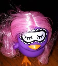 Chicks With Wig
