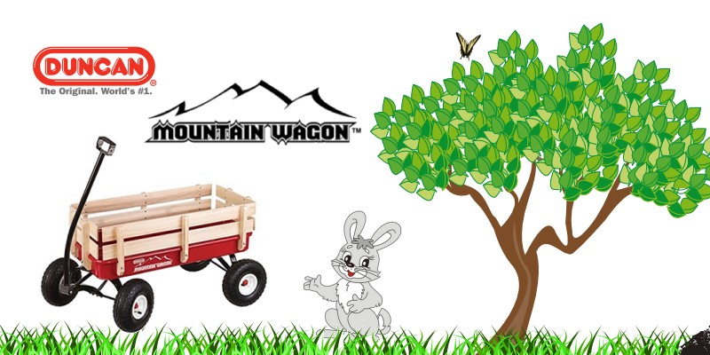 Duncan Toys Mountain Wagon