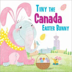 Tiny the Canada Easter Bunny