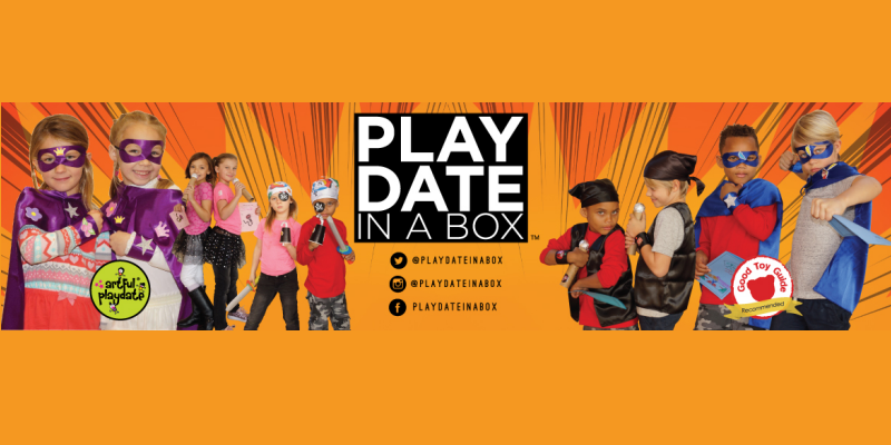 Playdate in A Box- Rockstar Diva