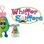 Whiffer Sniffer Scented Backpack Clips