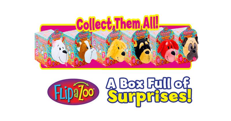 FlipaZoo Flip Box Surprise