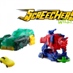 Screechers Wild Toy Cars and Launchers