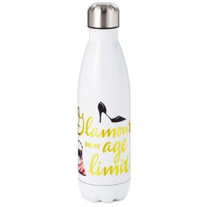 Glamour Has No Age Limit Waterbottle (24.95)