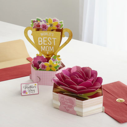 Hallmark Wonderfolds Mother's Day Pop-Up Card