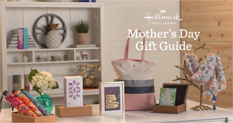 Mother's Day Gifts from Hallmark & Giveaway