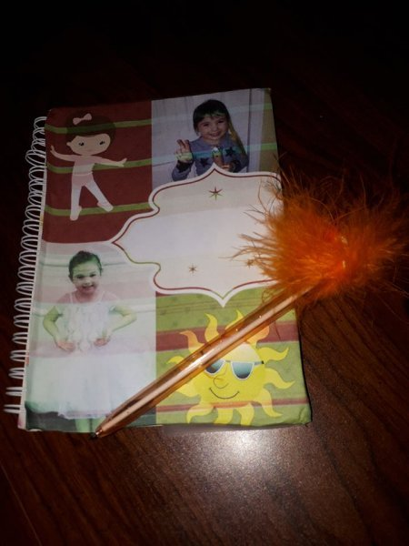 Decorate the Cover of Your Journal