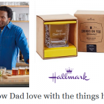Last minute gift ideas for Father's Day from Hallmark