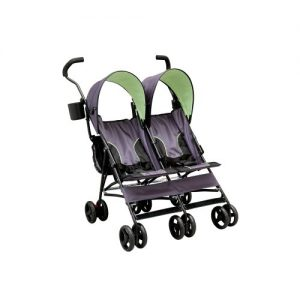Umbrella double strollers