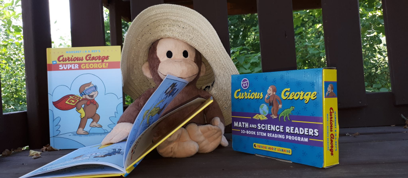 Summer Reading Adventures of Curious George