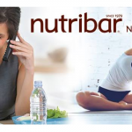 Nutribar meal replacement bars- Giveaway