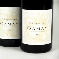 Gamay wines