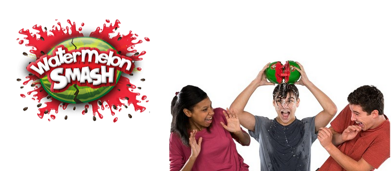 Watermelon Smash Board Game