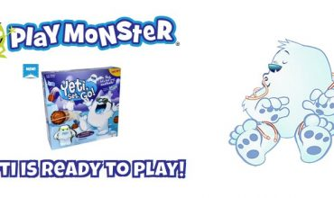 Yeti, Set, Go- Kid's Board Game