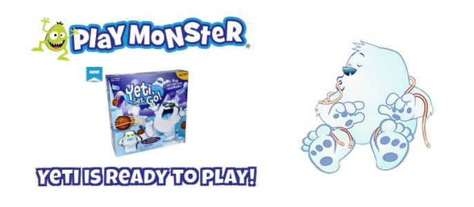 Yeti, Set, Go- Kid's Board Game