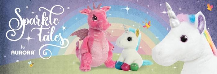 aurora sparkle tales unicorn