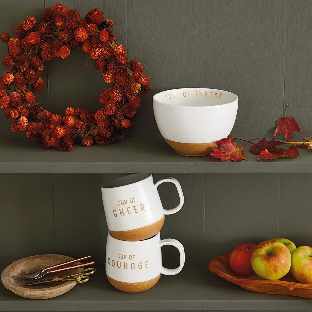 Cup of Calm Stoneware Mug