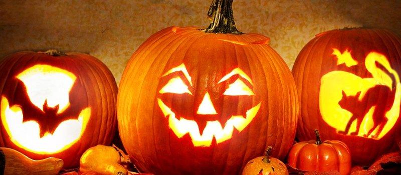 Halloween products from Hallmark