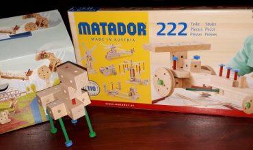 Matador wooden construction sets