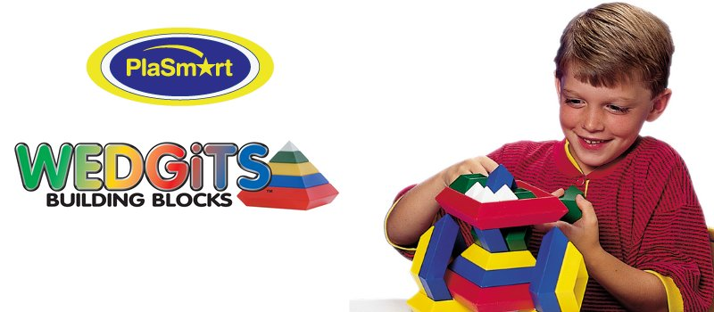 WEDGiTS Building Blocks – Stem Toy